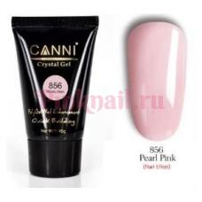 Crystal Gel Canni 852 Soft Pink 45 гр.